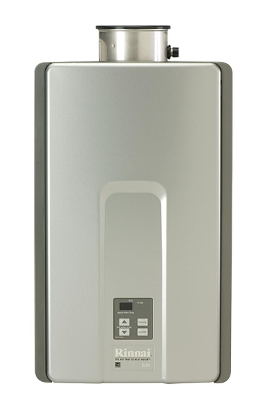 Rinnai RLX94iN Tankless Water Heater, Large