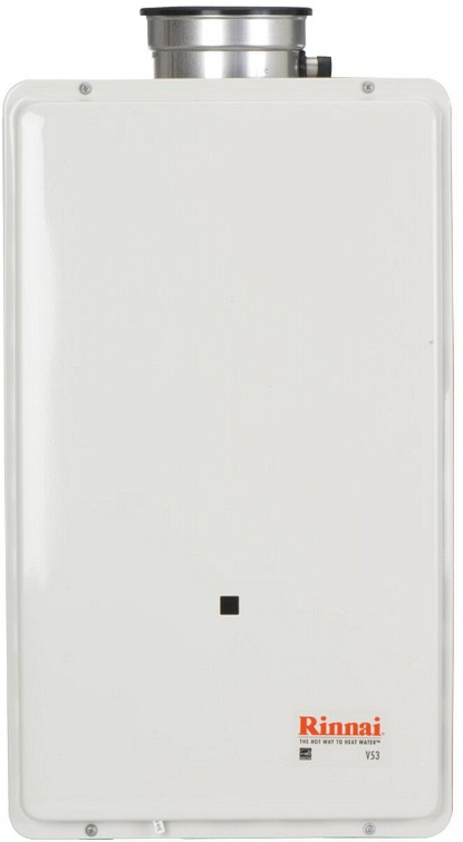 Rinnai V Series HE Tankless Hot Water Heater:...