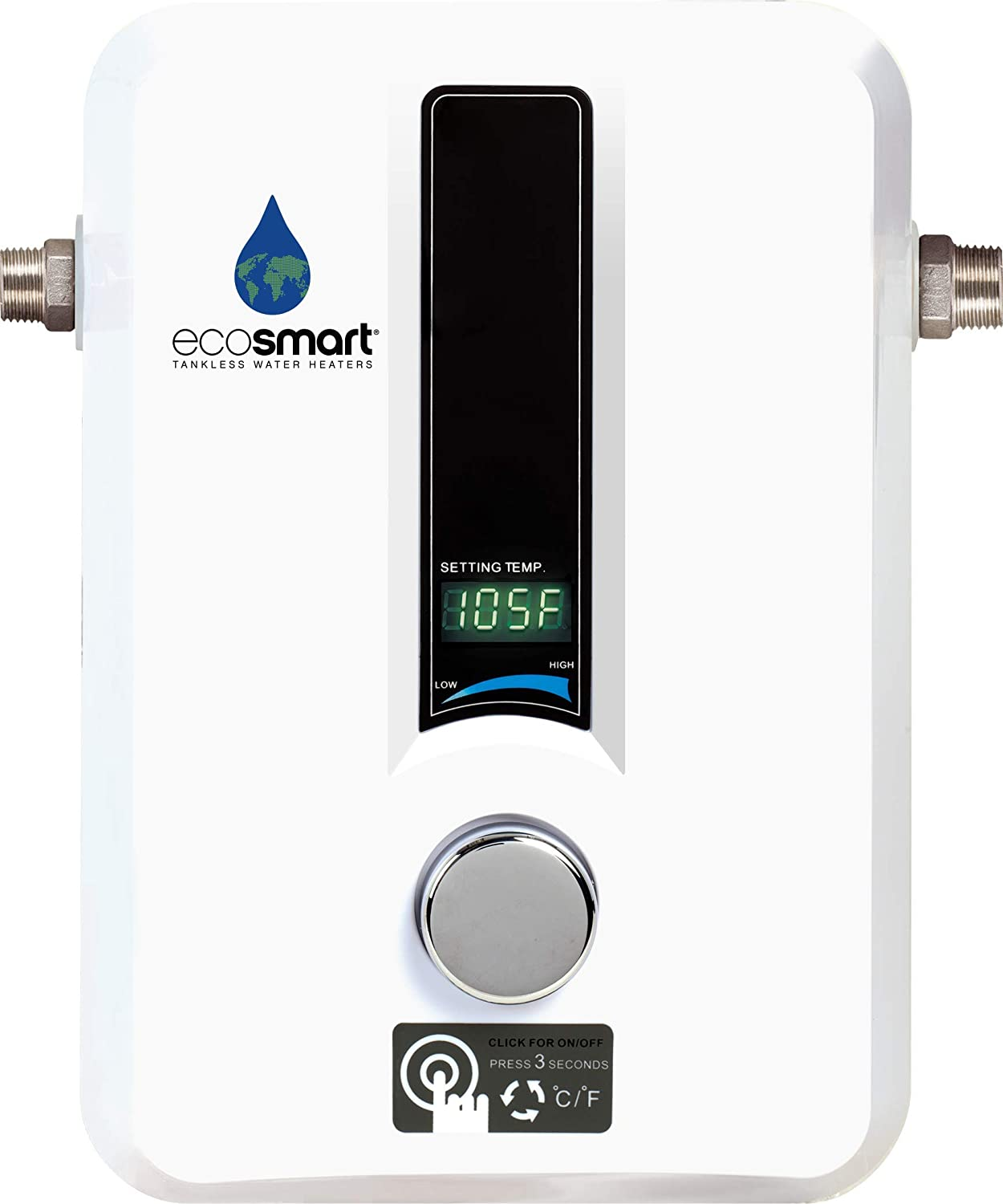 EcoSmart ECO 11 Electric Tankless Water...