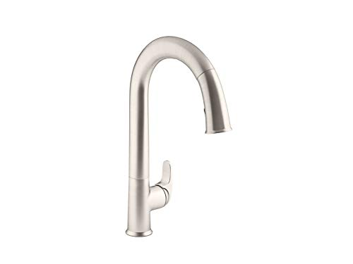 KOHLER K-72218-VS Sensate Touchless Kitchen...