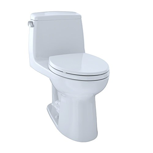 TOTO MS854114S#01 Ultramax Elongated One...