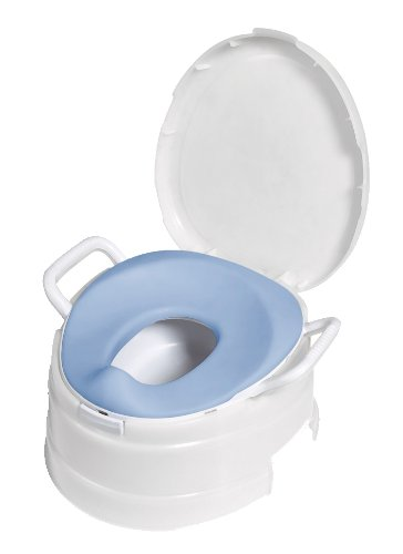Primo 4-In-1 Soft Seat Toilet Trainer and...