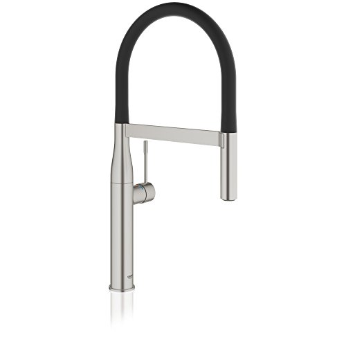 Grohe 30295DC0 Essence New Semi-Pro Single...