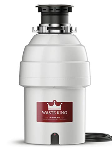 Waste King L-8000 Garbage Disposal with Power...