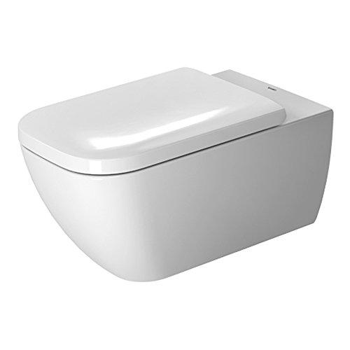 Duravit 2550090092 Happy D.2 Toilet Bowl Wall...