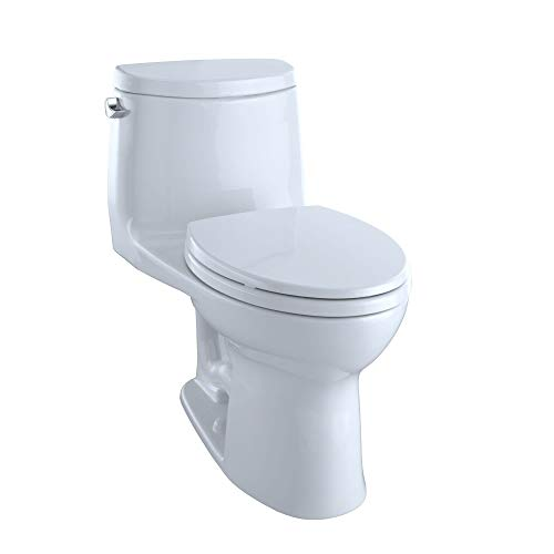 Toto MS604114CEFG#01 UltraMax II One-Piece...