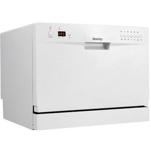 Danby DDW611WLED Countertop Dishwasher -...