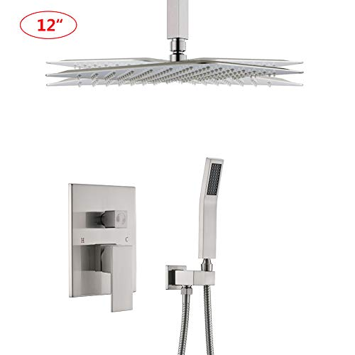 STARBATH Ceiling Mount Shower System with...