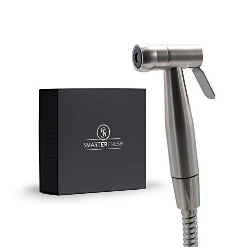 SmarterFresh Lifetime Hand Held Bidet Sprayer...