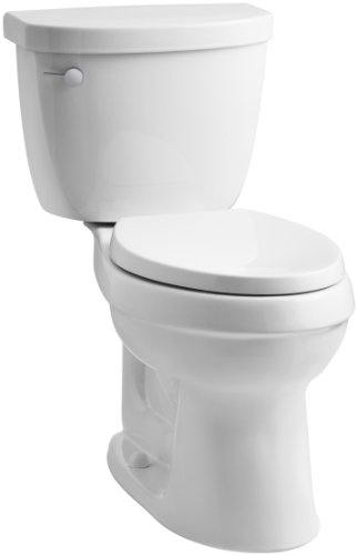KOHLER K-3609-0 Cimarron Comfort Height...