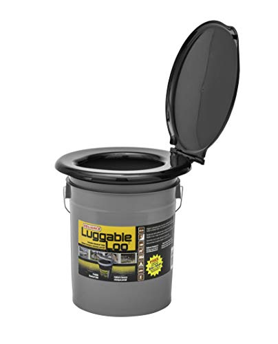 Reliance Products Luggable Loo Portable 5...