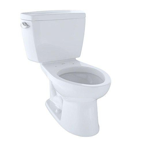 TOTO CST744SL#01 Drake 2-Piece Ada Toilet...