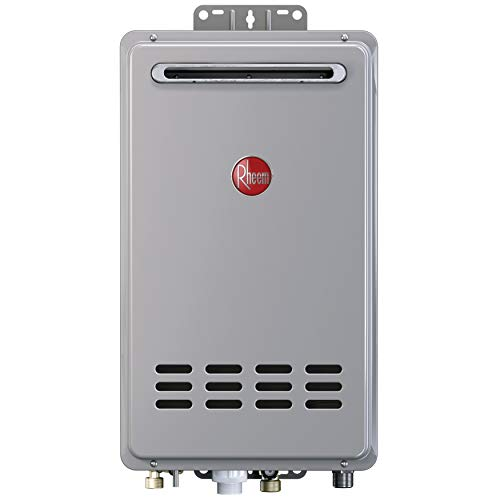 Rheem RTG-84XLP-1 Tankless Water Heater, Grey