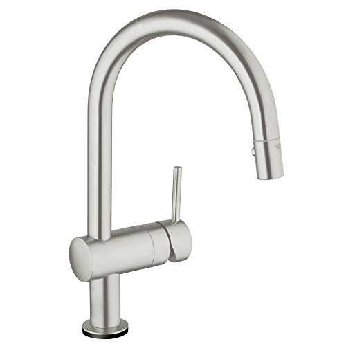 Minta Touch Single-Handle Pull-Down Kitchen...