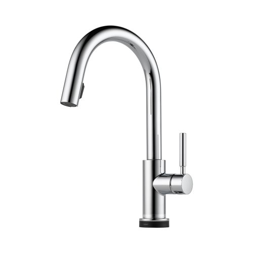 Brizo 64020LF-PC Solna Kitchen Faucet Single...
