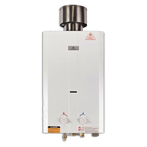 Eccotemp L10 2.6 GPM Portable Tankless Water...