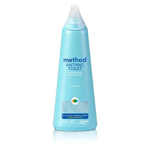 Method Antibacterial Toilet Bowl Cleaner,...