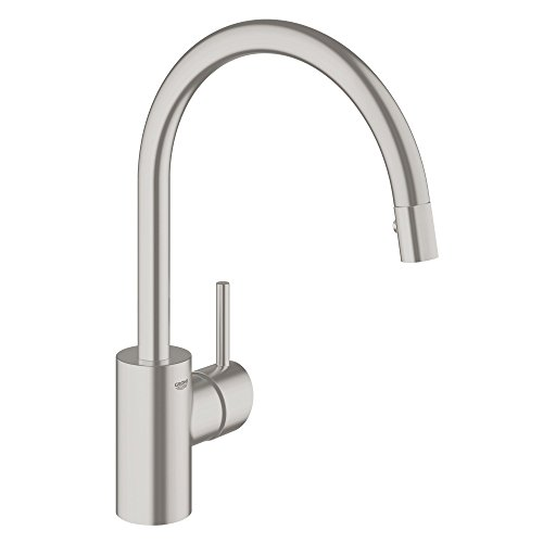 Grohe 32665DC1 Concetto Single-Handle...