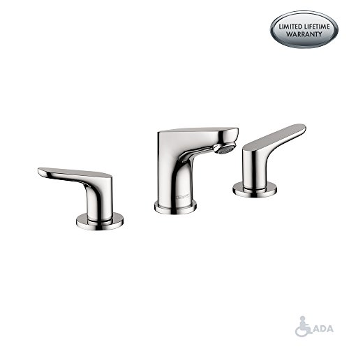 hansgrohe Focus Modern Widespread Easy Clean...