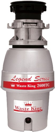 Waste King 9980TC Controlled Activation 1 HP...