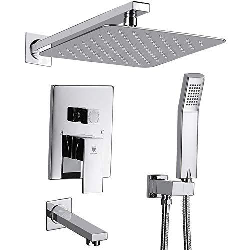 HIMK Shower System, Shower Faucet Set with...