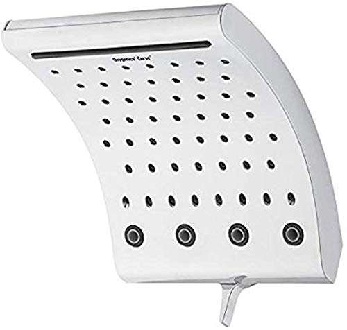 Oxygenics Curve Chrome 3-Spray Rain Shower...