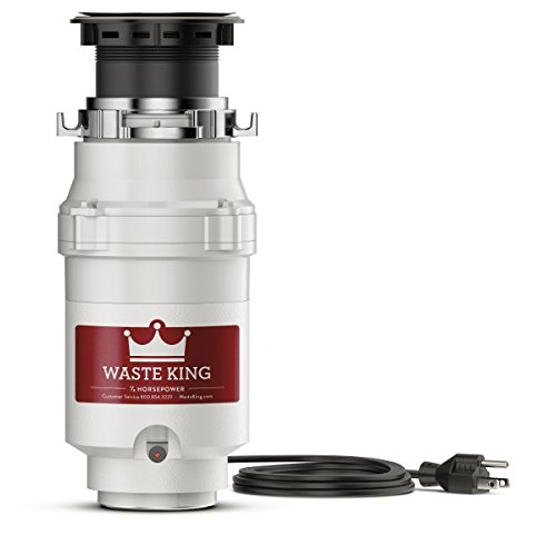 Waste King L-111 Garbage Disposal with...
