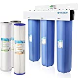 APEC 3-Stage Whole House Water Filter System...