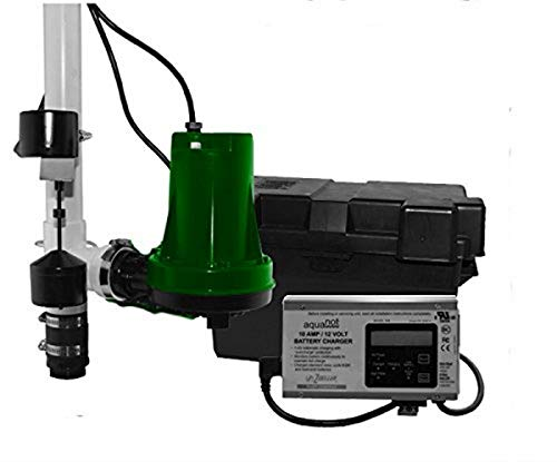 Zoeller 508-0005 Aquanot 508 Battery Back-Up...