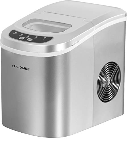Frigidaire EFIC102 Counter Top Ice Maker,...