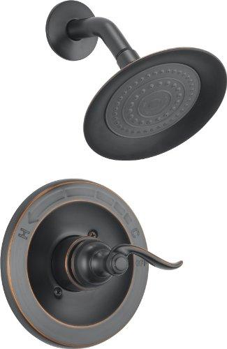 Delta Faucet Windemere Single-Function Shower...