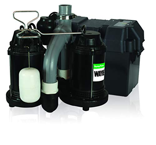 Wayne WSS30VN Upgraded Combination 1/2 HP and...