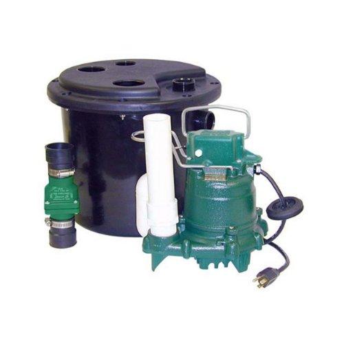 Zoeller 105-0001 Sump Pump, 12.50 x 14.50 x...