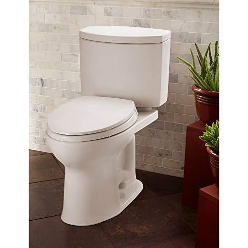 TOTO CST454CEFG#01 Drake II 2-Piece Toilet...