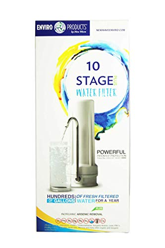 New Wave Enviro 10 Stage Plus Water Filter...