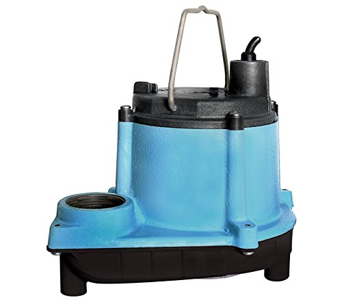 Little Giant 506160 51979 Sump Pump For...