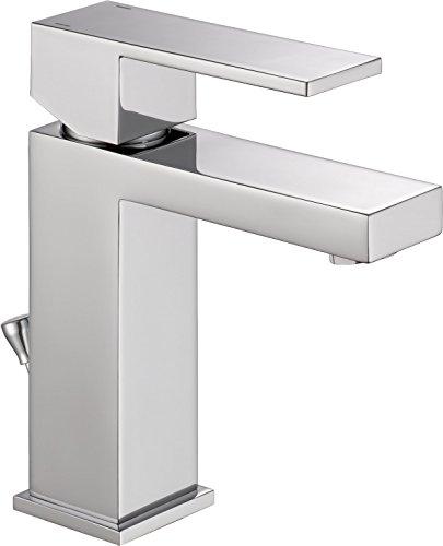 Delta Faucet Modern Single-Handle Bathroom...