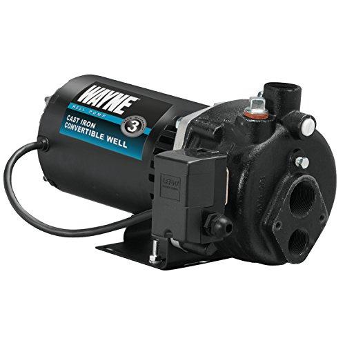 Wayne CWS100 Convertible Well Pump,...