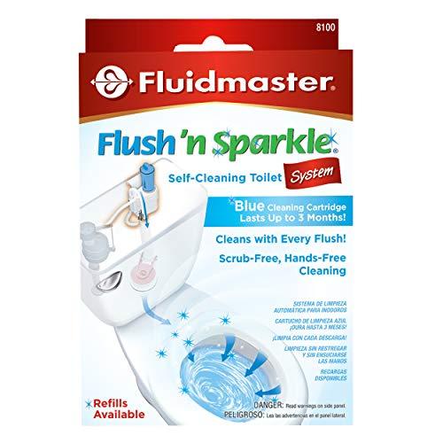 Fluidmaster 8100 Flush 'n Sparkle Automatic...