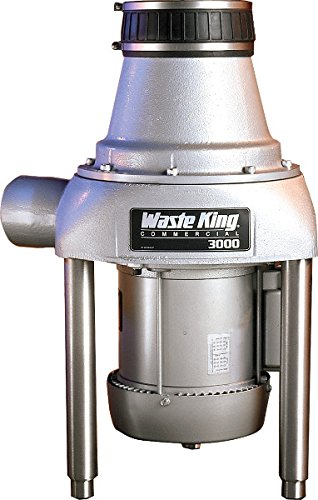 Waste King 3000-3 3 HP Commercial Food...
