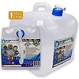WaterStorageCube BPA-Free Collapsible Water...