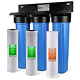iSpring WGB32B 3-Stage Whole House Water...