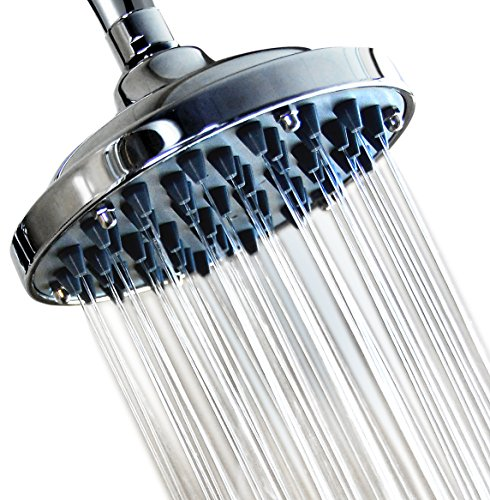 "6"" Fixed Shower head -High Pressure..."