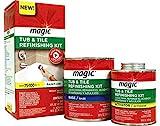 MAGIC 3124 Tub and Tile Refinishing Kit -...