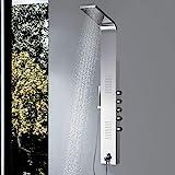 Vantory Shower Panel #304 Stainless Steel...