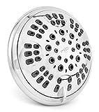 6 Function Adjustable Luxury Shower Head -...