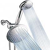 DreamSpa 3-way 8-Setting Rainfall Shower Head...