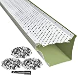 LeafTek 5' x 200' Gutter Guard Leaf...