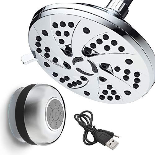 AquaDance High-Pressure Setting inch (Spiral...
