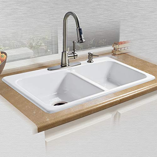 Miseno MCI25-4TM-20 33' Double Basin Drop In...